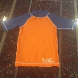 Other - UVSkinz size 4T swim top good condition
